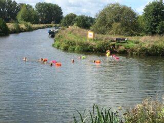 More wild swimming in River Lee | Geoff Cordingley