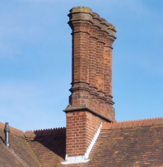 maple flats chimney | Colin Wilson
