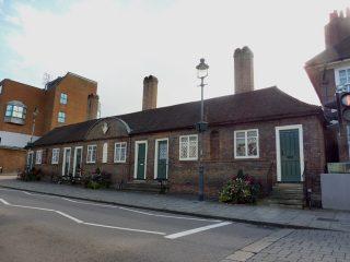 John Sayer's almshouse. 2016 | Colin Wilson