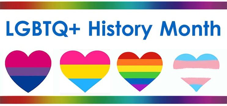 LGBTQ History Month 2021