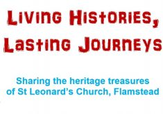 Background to the Flamstead Heritage Project