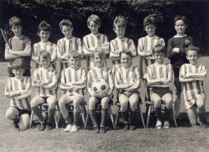 St Catherine's JMI School (Ware, Herts) football team, 1969-70