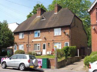 Grove terrace, formerly Longley's almshouse. Jun 2021 | Colin Wilson