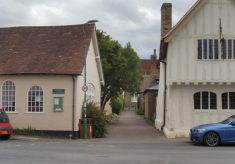 Ashwell. Parish