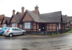 Aldbury. Memorial Cottages