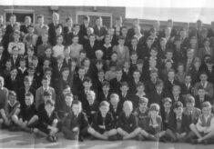 The County Secondary School, Baldock 1960