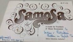 Samosa in School