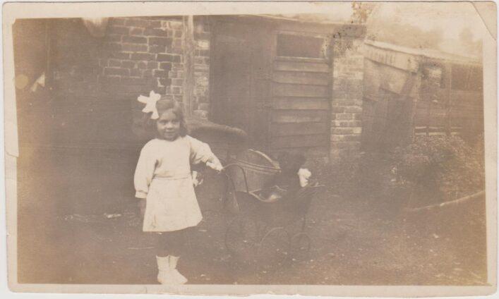 Alexandra Road, St. Albans, early 1920s.