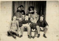 The Martin Leake family and Ceylon