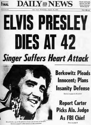 Holiday Without Elvis