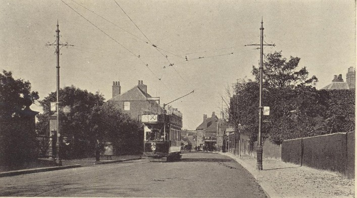 Waltham Cross 1915 | Hertfordshire Archives & Local Studies