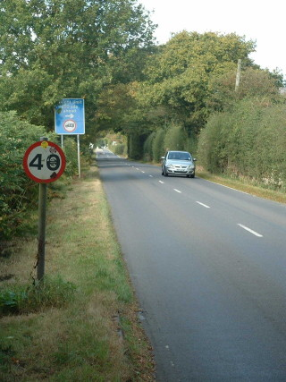 Speed limit | By Richard Tregoning