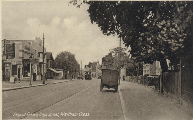 Waltham Cross | Hertfordshire Archives & Local Studies