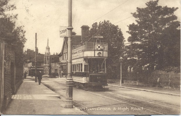 Waltham Cross 1911 | Hertfordshire Archives & Local Studies