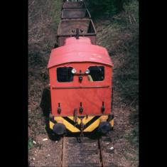 The Hemelite (breezeblock) train descends frfom Roundwood towards Harpenden. 1970s. | © Dave Abernethy