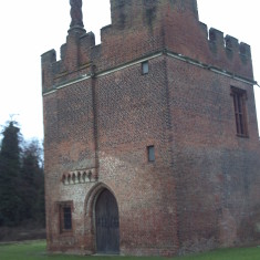 Rye House Gatehouse, showing the