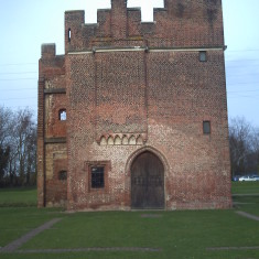 Rye House Gatehouse, from the rear | Nicholas Blatchley