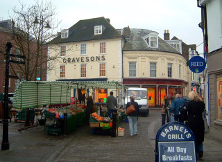 The former Graveson's Department Store, Hertford | Caitlin - Creative Commons licence https://www.flickr.com/photos/lizard_queen/103765513/in/photostream/