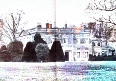 Elmwood Manor, Baldock: The house that stood on the site of Baldock Tescos