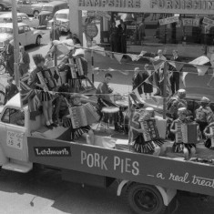 Letchworth Bacon Co. Float | John Yates