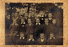 Boys School Group