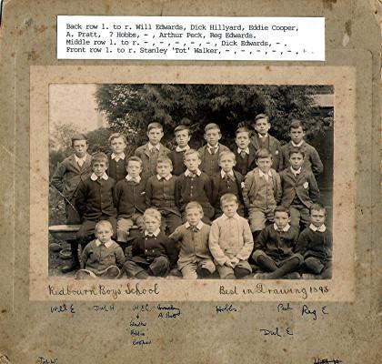 Boys School Drawing Class, 1895 | by Geoff Webb