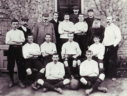 Football Club 1899 | Geoff Webb