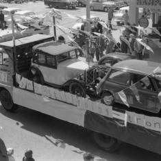 Austin Cars Float | John Yates