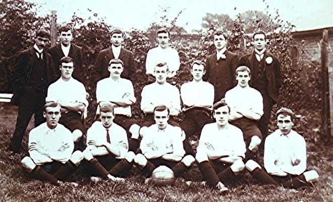Football Club c.1905   Geoff Webb