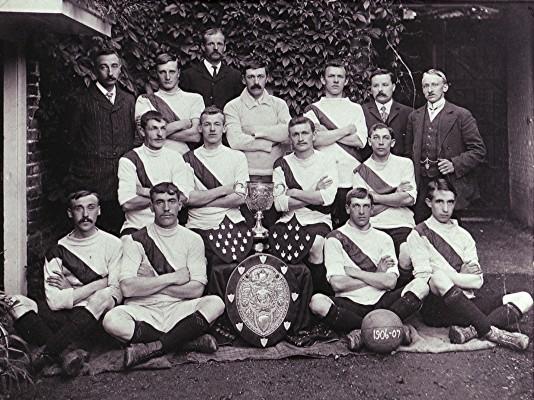 Football Club 1906/07 | Geoff Webb