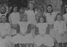 Girls School Group c.1908