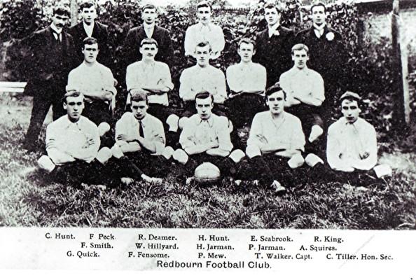 Football Team 1909 | Geoff Webb