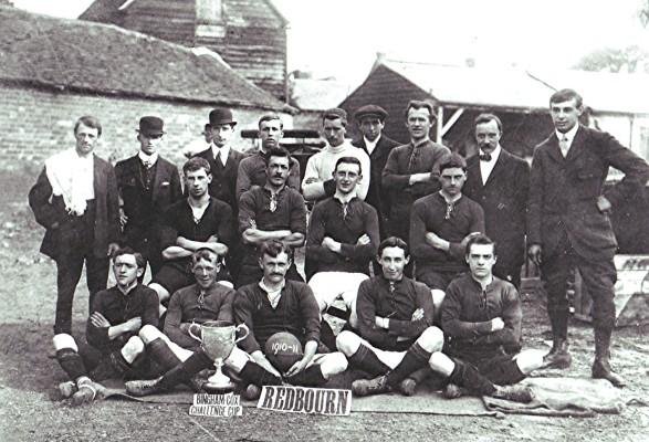 Football Team 1910/11 | Geoff Webb