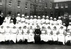 Nurses at Hertford County Hospital