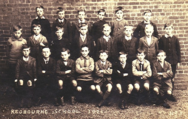 Boys School class | Geoff Webb