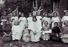 Girls School Celebration