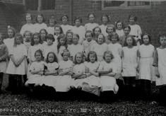 Girls School 1922