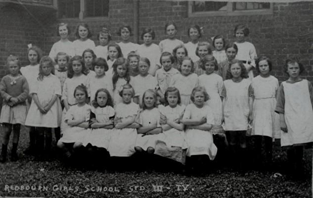 Girls School 1922 | Geoff Webb