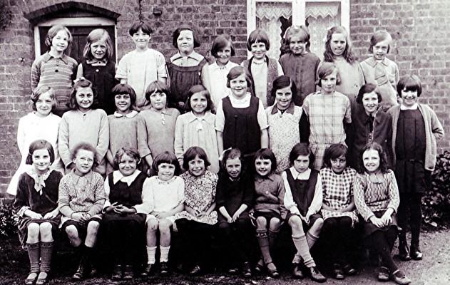 Girls School c.1928 | Geoff Webb