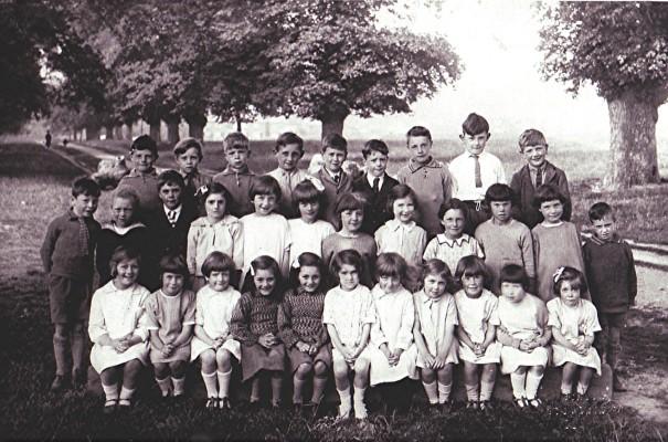 Infants School 1930 | Geoff Webb