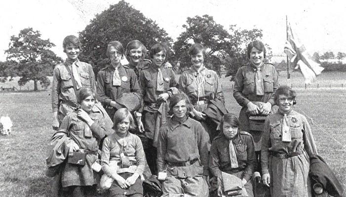 Girl Guide Camp | Geoff Webb