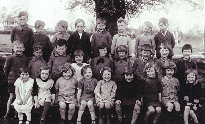 Infants School 1931 | Geoff Webb