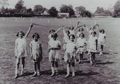 Girls School May Day celebrations