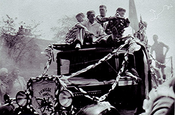1935 Jubilee procession | Geoff Webb