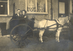Henry Woodards & Beulah Sims