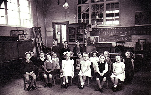 Infants School Class | Geoff Webb