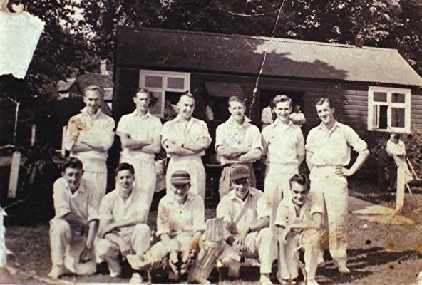 Football Club v Cricket Club | Geoff Webb