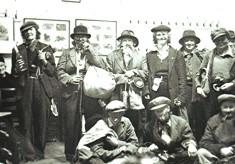 A Redbourn W.I. 'Tramps' Evening