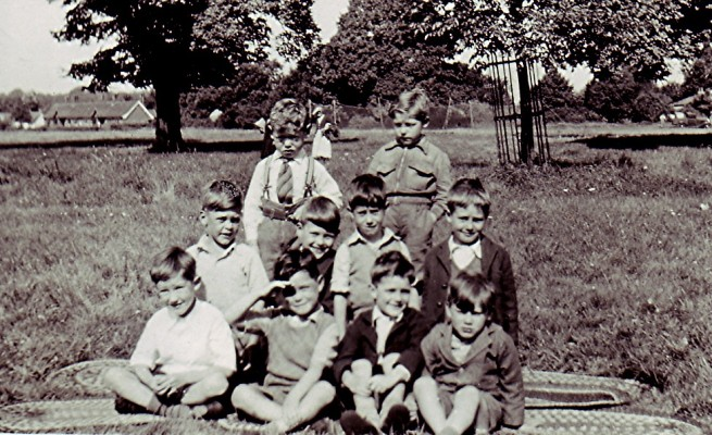 Infants School Group | Geoff Webb