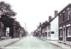 Redbourn High Street